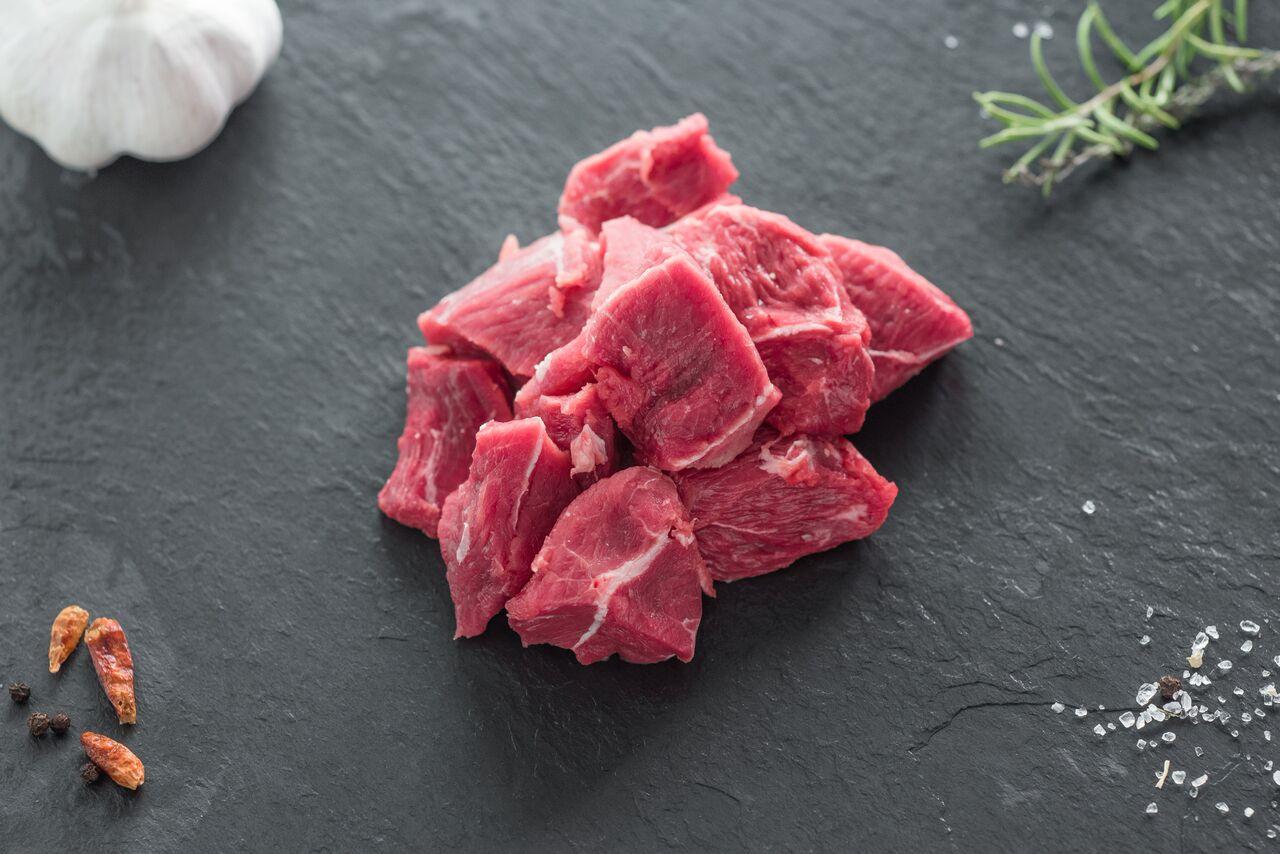 Ragoût d'agneau 500 gr