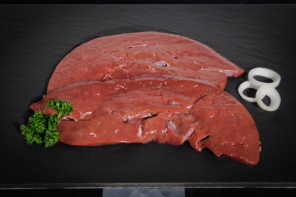 Foie de boeuf 500 gr