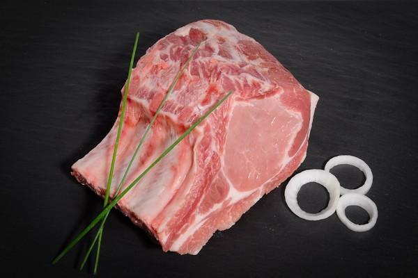 Rôti carré de porc 1 kg